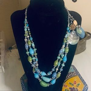🎁 earring and necklace set ✨🤩
